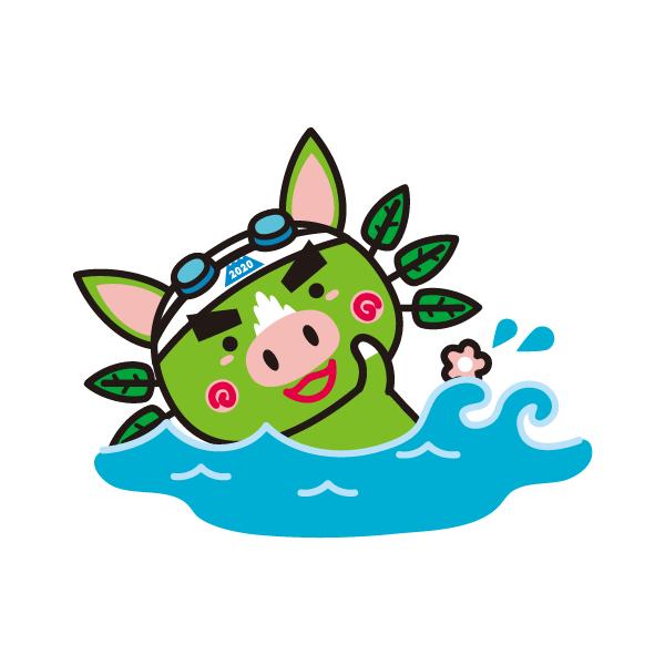 かごしま国体・大会水泳