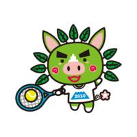かごしま国体・大会テニス