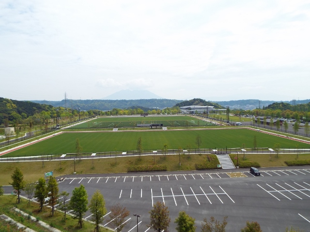 県立サッカー・ラグビー場