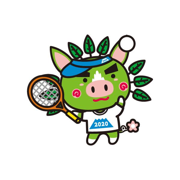 かごしま国体・大会ソフトテニス
