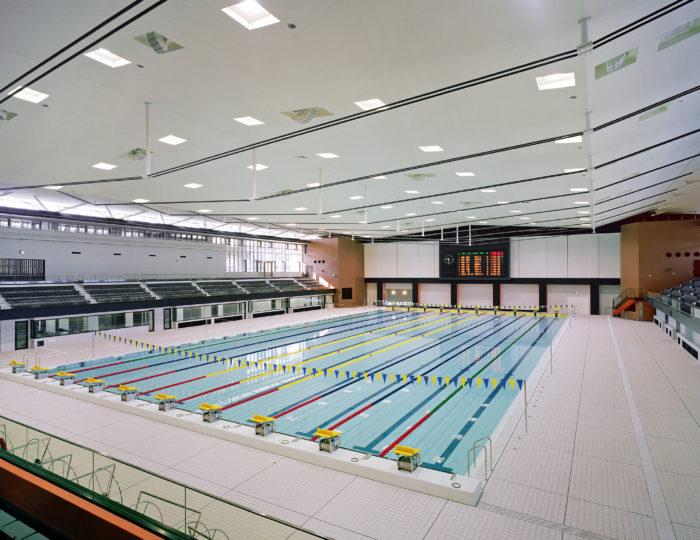 鴨池公園水泳プール