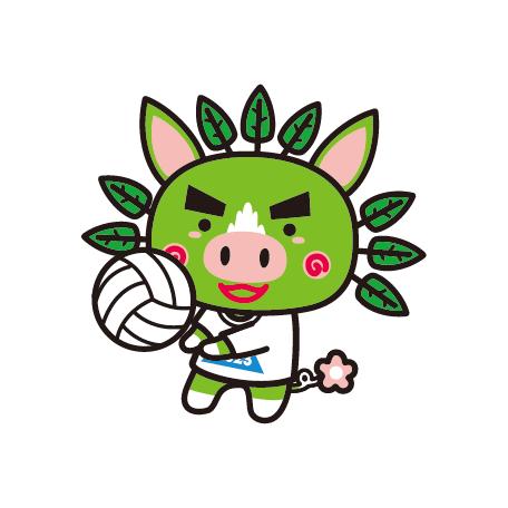 バレーボール(少年男子・少年女子)