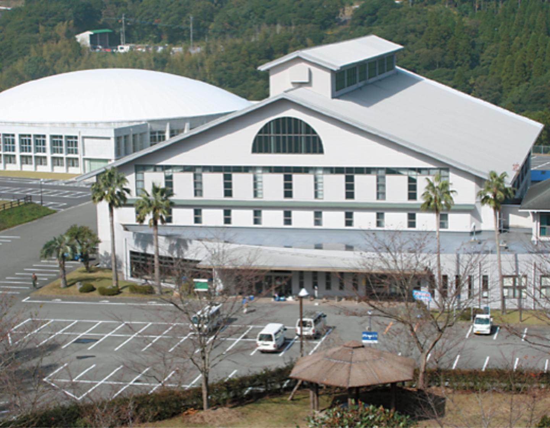 あいハウジングアリーナ松元(松元平野岡体育館)