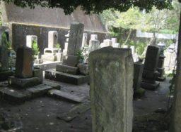 西郷家の墓