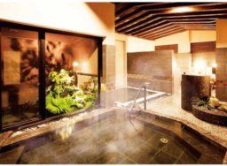 天然温泉かけ流し 絹肌の湯 シルクイン鹿児島