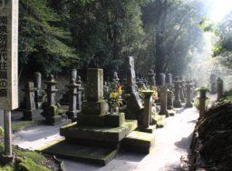南泉院歴代住職の墓