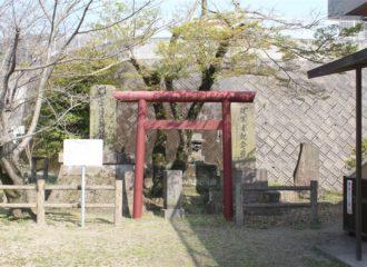 辺田学館跡