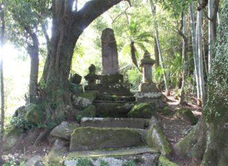 伊集院小伝次の墓