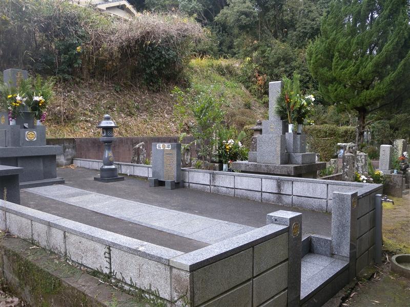 刀匠玉置家歴代の墓