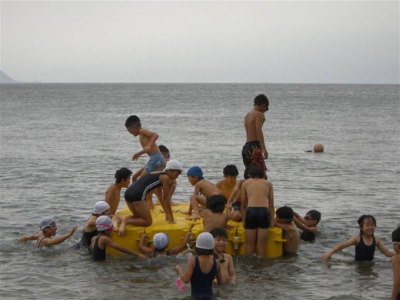 西道海水浴場