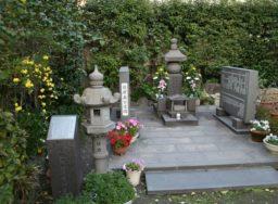 薩摩義士の墓
