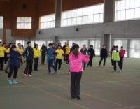 国体ダンス指導者等養成講習会(鹿児島地区)を開催しました