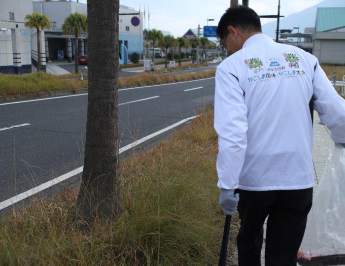 「環境クリーン清掃活動2018」に参加しました!~クリーンアップ運動~