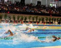 水泳(競泳)リハーサル大会を開催しました!!